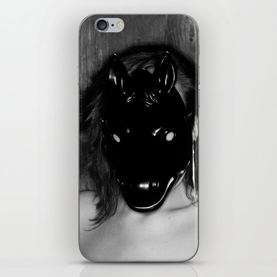 Follow me.. iPhone & iPod Skin