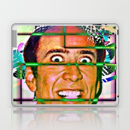 Nicolas caged Laptop & iPad Skin