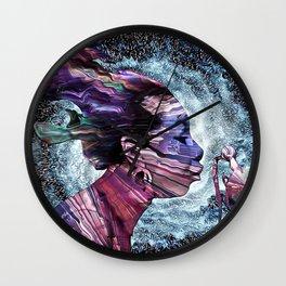 Priestess Of Soul Wall Clock
