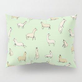 Llamas Pillow Sham
