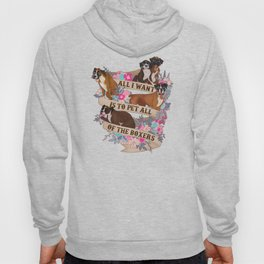 Pet All Of The Boxers Hoody
