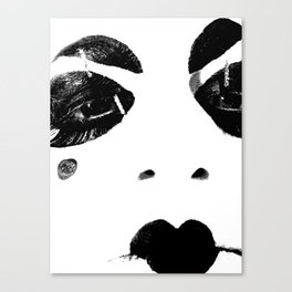 HATE Canvas Print