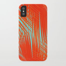 Flame Frenzy iPhone Case
