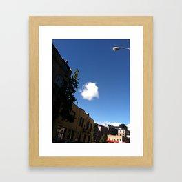 New York City Photograph 3-print (Soho) Framed Art Print