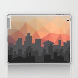 Sunset Cityscape Laptop & iPad Skin
