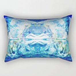 Arctic Void Rectangular Pillow