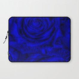 Gorgeous Roses, deep blue Laptop Sleeve