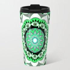 My Mandhala | Secret Geometry | Energy Symbols Travel Mug