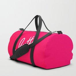 butt   [gradient] Duffle Bag
