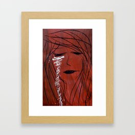 The Awakening by Kat Brandao Framed Art Print