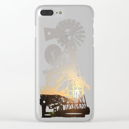 We Are Not Clear iPhone Case