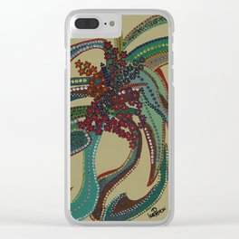 """""""Welwitschia"""" by ICA PAVON Clear iPhone Case"""