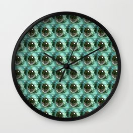 A Limited Point of View Wall Clock