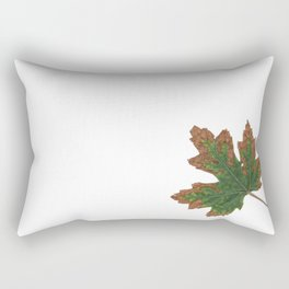 October Specimen Rectangular Pillow