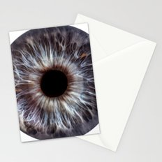 EYE Love to See You, Deep Blue Stationery Cards