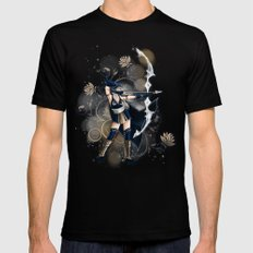 Archère MEDIUM Black Mens Fitted Tee
