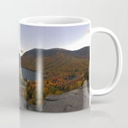Artist's Bluff Pano Coffee Mug