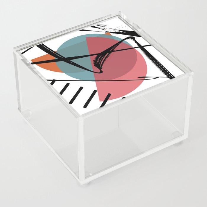 Torn Shackles Acrylic Box