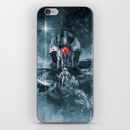 Audience With The Titan iPhone Skin