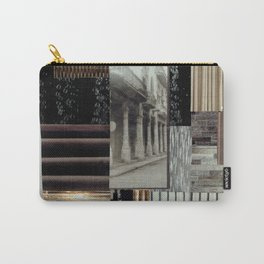 Collage - Lines Carry-All Pouch