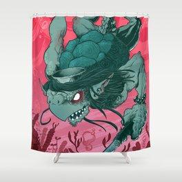 Kappa (colour version) Shower Curtain