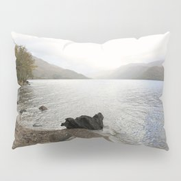 dANCE there upon the shore; Pillow Sham
