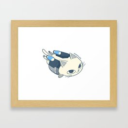Nurro Framed Art Print