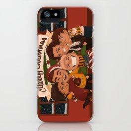 Christmas OT5 iPhone Case