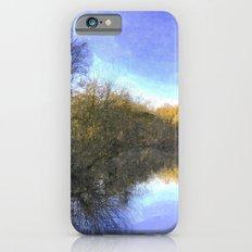 English Pond Art iPhone 6s Slim Case