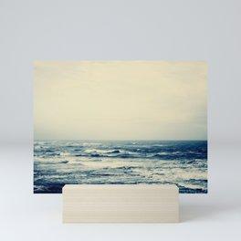 sea XIV Mini Art Print