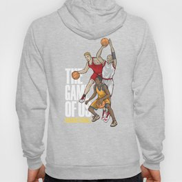 Basketball The Game Of Us Basket Ball Sport Team Gift Hoody