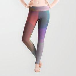 watercolor paint Leggings