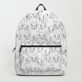 Nubian Faces Backpack