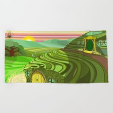 BAGEND Beach Towel