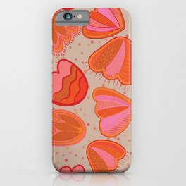 Pops of Poppies iPhone Case