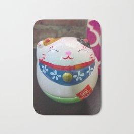 Maneki-neko Bath Mat