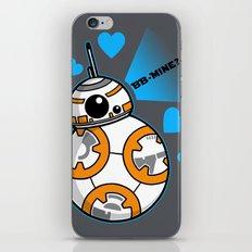 BB Mine iPhone & iPod Skin