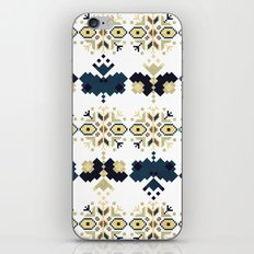 Bulgarian Embroidery Pattern 03 (Color option) iPhone Skin
