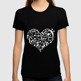 Invert Music love T-shirt