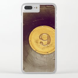 Engine 9 Clear iPhone Case