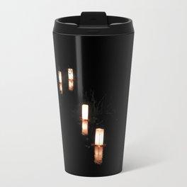 Lanterns of Healing (Japan) Travel Mug