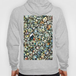 Colorful 3D Abstract Hoody