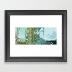 Pride of Place Framed Art Print