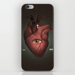 Magic Heart iPhone Skin