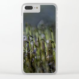 morning gathering Clear iPhone Case