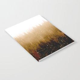 Warm Pines Notebook