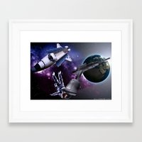 tool Framed Art Prints featuring Tool.. by Dave Saunders