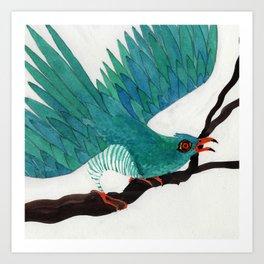 cuckoo Art Print