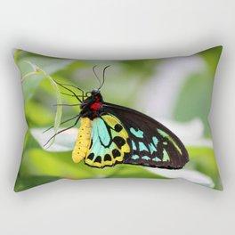 Goliath Birdwing Rectangular Pillow