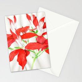Scarlet Migration Stationery Cards